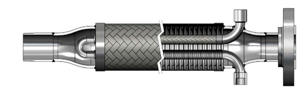metallic_tracer_hose Manguera de metal flexible especial - Fabricante de mangueras flexibles | Hengshui Ruiming